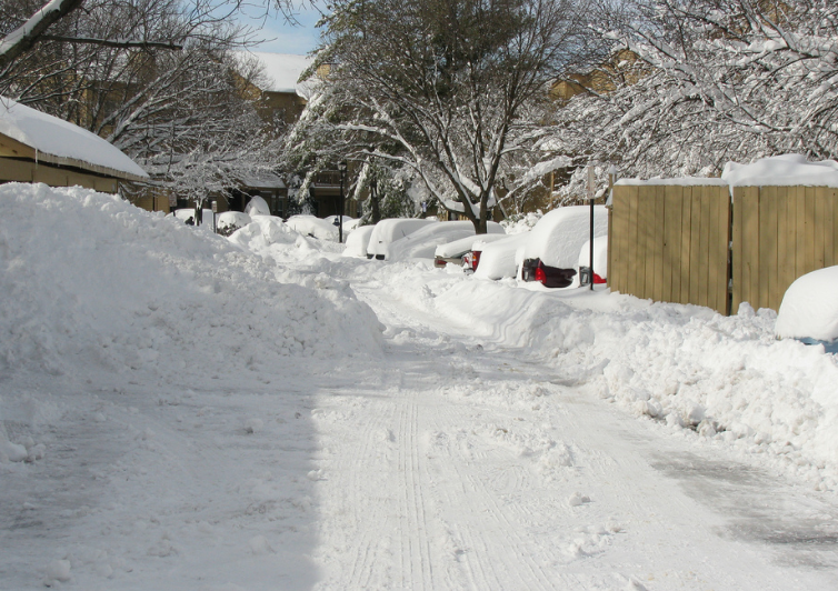 snow removal brookfield ct