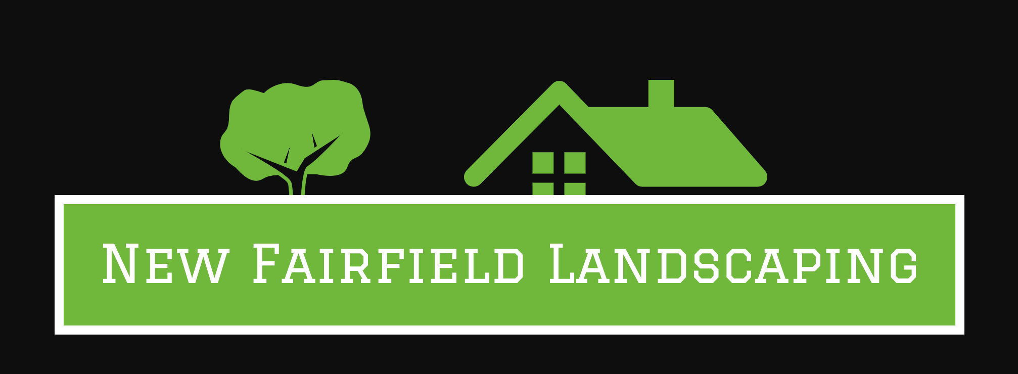 logo new fairfield landscaping