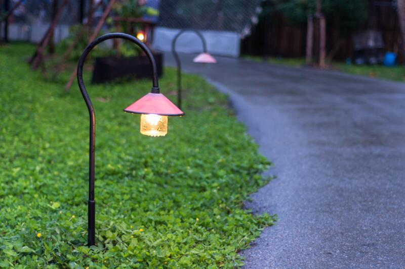landscape lighting new fairfield